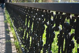Advantages of a Wrought Iron Fence image