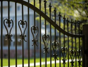4 Things You Need to Know Before Installing an Iron Fence image