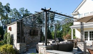 Creating Custom Pergolas and Arbors for Your Yard image