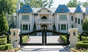 Iconic Iron Gates in Movies and TV image