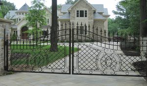 Three reasons why wrought iron gates are a better investment than steel gates image