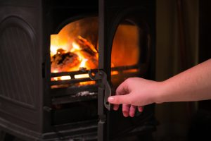 Do You Need a Fireplace Screen or a Fireplace Door? image