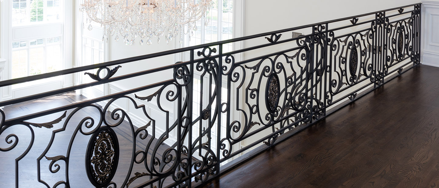 Curious about our wrought iron decorative projects? - background image
